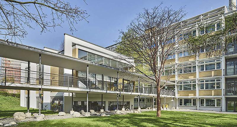 Forschungszentrum BiK-F, Ferdinand Kramer, Frankfurt am Main, Norbert Miguletz