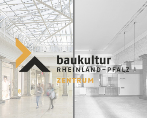 Postgalerie Speyer, Ausstellung Vorher - Nachher Landau, SSP Architektur Bochum