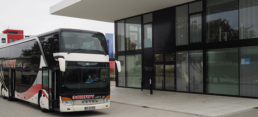 SSP Architekten Ingenieure Betriebausflug 2016, Wuppertal und Köln