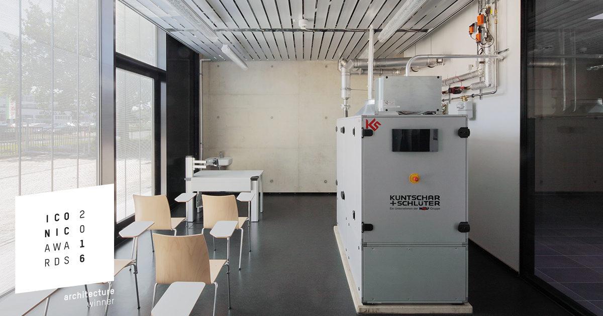 Technologie- und Bildungszentrum TBZ, Köln, SSP Architekten Bochum