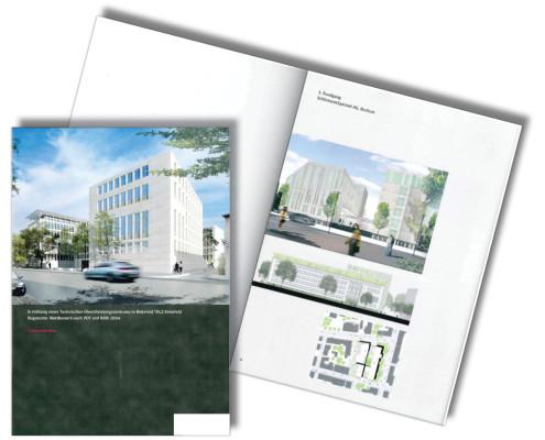TDLZ Technisches Dientleistungszentrum Bielefeld, SSP Architekten Bochum
