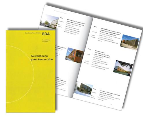 BDA Auszeichnung guter Bauten Bochum 2010, REMIRA Headquarter und Möbelhaus HARDECK, SSP Architekten Bochum