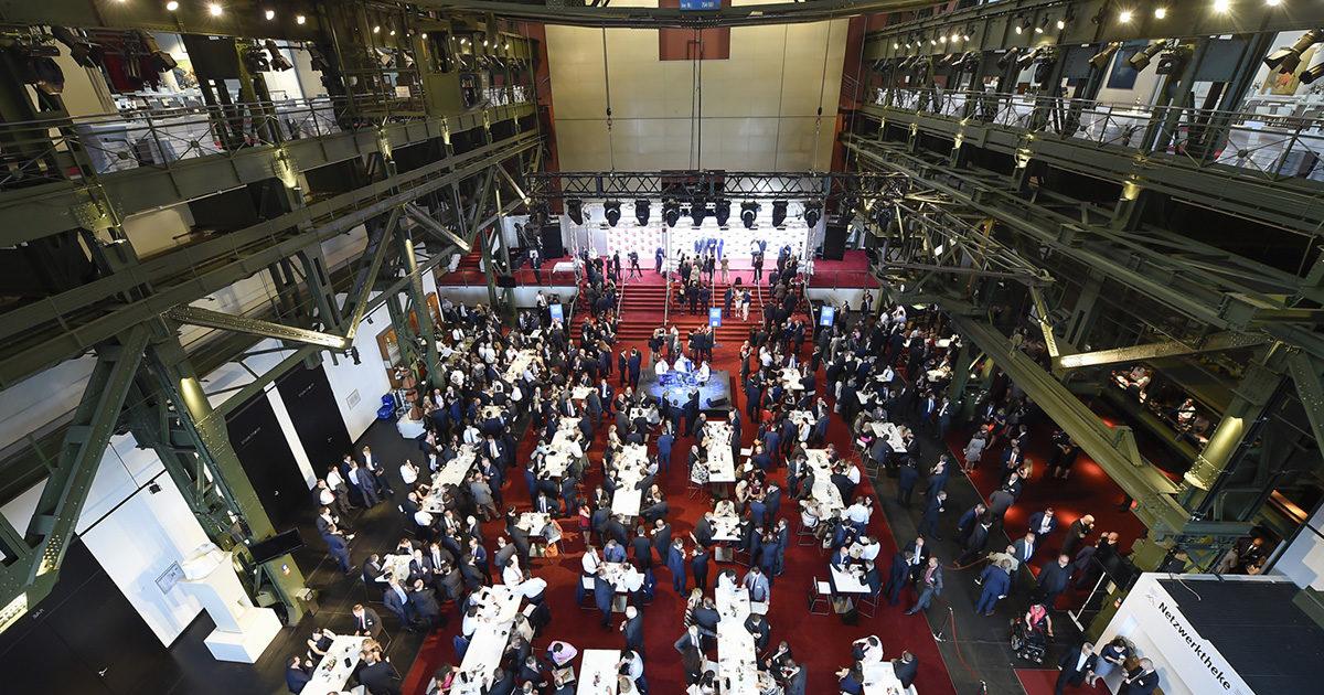TOP 100 Preisverleihung Collosseum Theater Essen, SSP Bochum