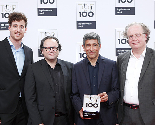 TOP 100 Innovator des Jahres 2016, SSP Bochum