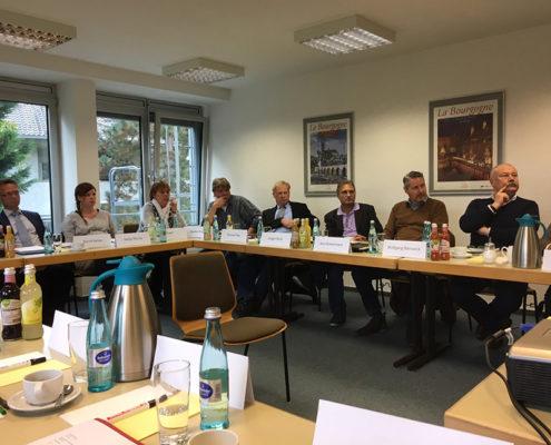 Workshop Rathaus Ingelheim, Mindmap