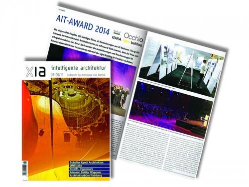 XIA Intelligente Architektur AIT-Award 2014