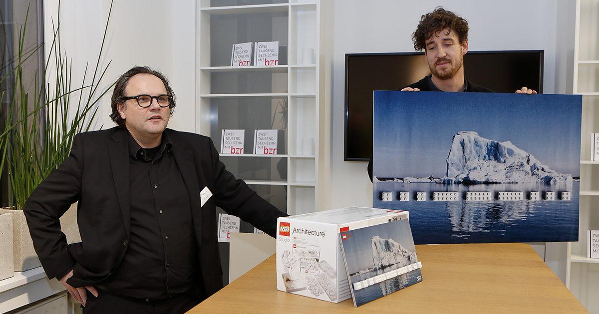 bzr Dortmund, LEGO Ideenwettbewerb 2016, SSP Architekten Bochum